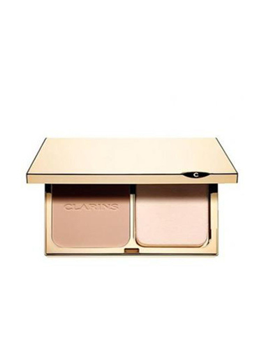 Clarins Everlasting Compact Foundation 113 Chesnut Ten